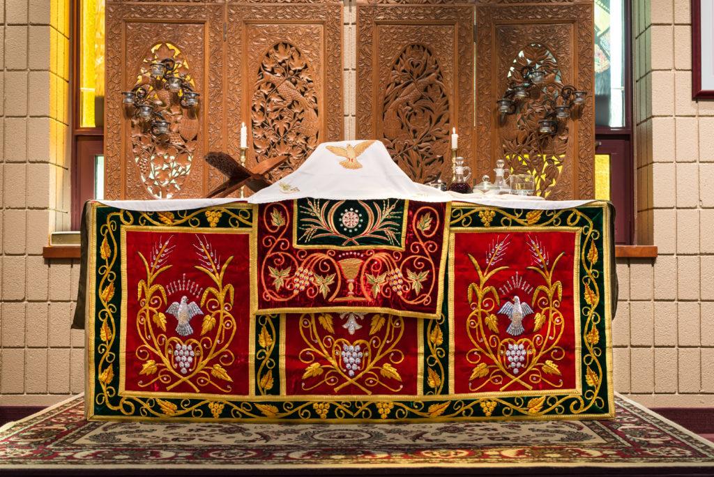 Altar Eucharist