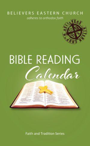 Bible Reading Calendar