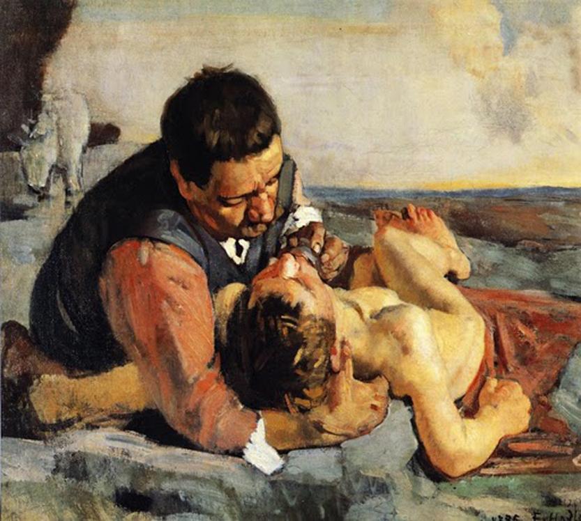 Love of the Good Samaritan
